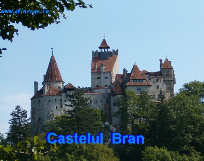 Romania The Bran Castle Rural Tourism Bran Moeciu